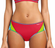 Freya Briefs Lycra Patternless Swimwear for Women