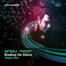 Andy Moor - Breaking the Silence Vol. 3 [New CD]