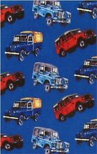 Classic Land Rover Silk Tie - Series 1 80 SWB, Series 3 88, S3 109 SW Stage 1 V8