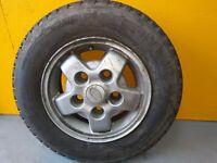 Land Rover Serie 3-Engranajes de transferencia y placa de vida de neumáticos.