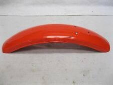 1972 Suzuki TS50 orange front fender TS50J - also fits 1973 1974 Gaucho