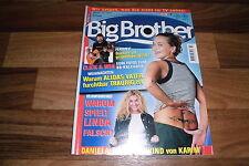 BIG BROTHER # 51 vom 14.12.2000 -- LINDA spielt FALSCH / DANIELA KIND von KARIM?