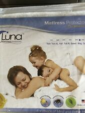 Matress Pad Cover Luna King Nib