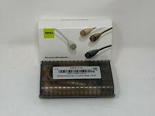 DPA 4061-F10 (Beige) Low Sens Omni Lavalier Microphone for Shure