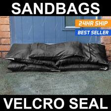 SANDBAGS for Flood Prevention | 1 - 50 Pack | EASY SEAL Flood Defence Sandbags