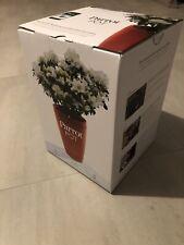 Pot de fleurs Connecté PARROT Couleur Brique Connected iPhone Android Flower Jar
