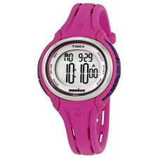 Timex Ironman Digital Pink Silicone Ladies Watch TW5K90400UM