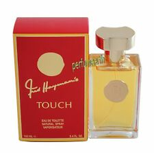 TOUCH BY FRED HAYMAN'S 3.4 OZ EDT SPRAY FOR WOMEN
