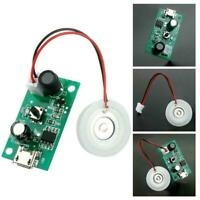 5V Mini USB Humidifier Air Purifier Circuit Board Driver Plate Atomization I0A2