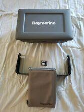 Raymarine C120W Multi Function Display Suncover Bezel Navigation GPS