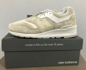New Balance 997 M997PAB (New In Box )Made in USA Tan/Sand Shoes