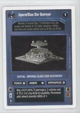 1995 Wars Customizable Card Game: Premiere Imperial-Class Star Destroyer 0b5