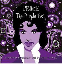 PRINCE The Purple Era Live '85-'91 LP NEW COLORED VINYL Coda Purple Rain