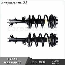 For 01-06 Hyundai Santa Fe 2 Front Quick Install Struts Shocks & Spring Assembly