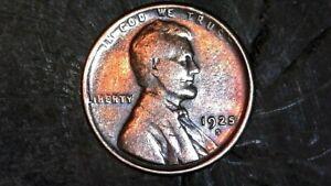 """1925  """"S""""  U.S. WHEATBACK PENNY"""