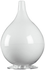 Objecto H3 Hybrid Ultrasonic Humidifier with Aroma Therapy, White