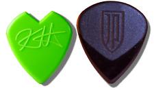 Kirk Hammett Jazz Iii - John Petrucci Jazz Iii - 2 Dunlop Picks Lot