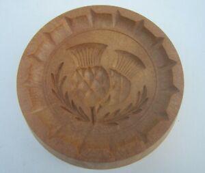 Vintage Scottish Thistle Mould