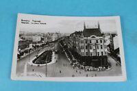 Alte AK von Belgrad s/w - La place Terazia - ungelaufen (4)