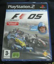 FORMULA ONE 2005 05 PS2 PRECINTADO NUEVO
