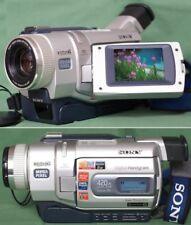 Sony DCR-TRV738E PAL Digital 8 ,Hi8, Video8 Megapixel Camcorder +Gewährleistung
