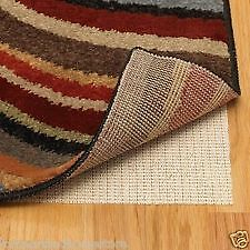 ANTI SLIP/NON SLIP RUG MAT GRIPPER CUSHION ITS  A UNDER LAYER NOT MAT