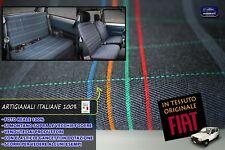 Fodere auto fiat Panda 4x4 set specifico su misura sedili anteriore e posteriore