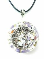 necklet Orgone Pendant Wicca Pagano Goddess Mother, emf protection, spirituality
