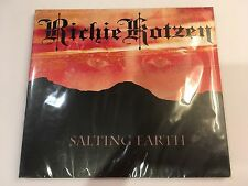 Richie Kotzen - Salting Earth New Sealed CD 2017 (Winery Dogs Mr Big Fender)