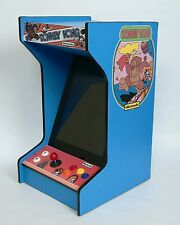 *New* Donkey Kong Upright Bartop/Tabletop Arcade Machine With 412 Classic Games