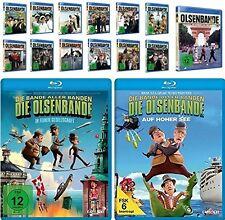 "15 Blu-rays * DIE OLSENBANDE 1 - 13 + 2 FILME IM FAN SET # NEU OVP &"""