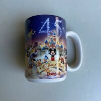 Disneyland 45 years of magic mug thailand cup