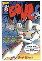 1995 Bone Comic #13 1/2 Wizard Exclusive First Printing from Jeff Smith