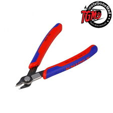 Knipex 125mm Super Knips Electronic Cutting Pliers Lead Catcher 7871125 German