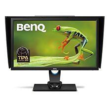 "BenQ SW2700PT 27"" 2k Ultra HD IPS Black Computer Monitor"
