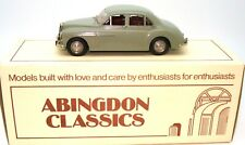 1:43 MG MAGNETTE ZB SALOON - MINT BOXED  L2