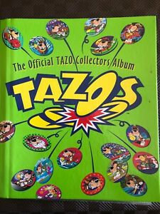 Tazos Full Collection (RARE) 1-220 full collection