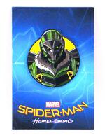 Vulture Spider-Man Homecoming Mondo Enamel Pin Marvel Comics Brand New