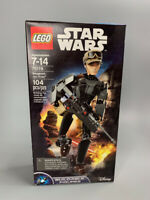 Lego Star Wars 75119 Sergeant Jyn Erso New in Package Buildable Figure