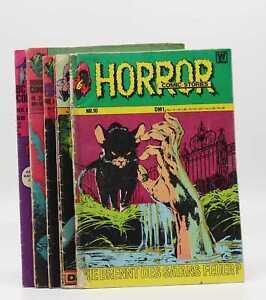 Auswahl: Williams Verlag Comics BSV - DC Comic - Horror - ab Nr. 10