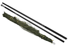 "Trakker EQ  42"" Landing Net and 2pc Handle Carp fishing tackle"
