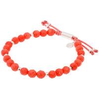 Gorjana Power Gemstone Pink Coral Beaded Bracelet For Harmony 17120571SPKG