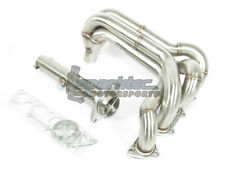 PLM Power Driven Exhaust Header RMF Style Narrow Integra Civic CRX B16 B18 B20