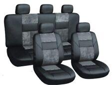 Autositzbezüge Autoschonbezüge Kunstleder LUX SAAB Rover Volvo Mazda Citroen ##