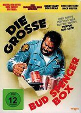 DVD-BOX NEU/OVP - Die grosse Bud Spencer Box - 4 Filme