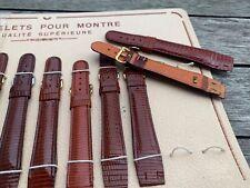 Vintage Watch Strap 20mm Fixed Lugs Kersch