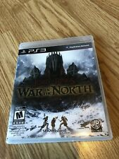 Lord of the Rings: War in the North (Sony PlayStation 3, 2011) Ps3 VC4