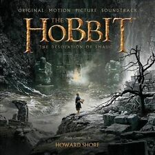 NEW The Hobbit: The Desolation of Smaug: Original Motion Picture Soundtrack