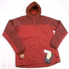 $250 Burton Men's AK FZ Insulator Jacket Size Large Orange NWT
