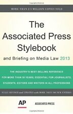 The Associated Press Stylebook 2013 (Associated Press Stylebook and Briefing on